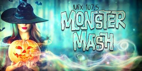Mix Monster Mash tickets