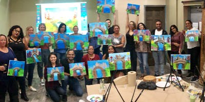 event image Paint Night - Boozy Experience
