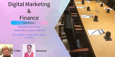 Digital Marketing & Finance