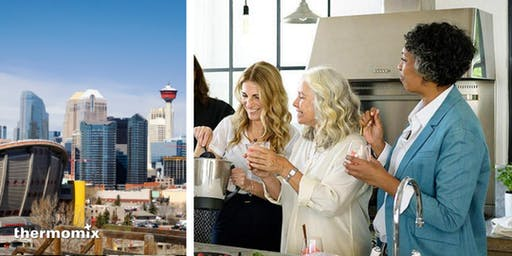 Thermomix® Cooking Class, Calgary