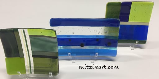 Introduction to Fused Glass-Make a Tray