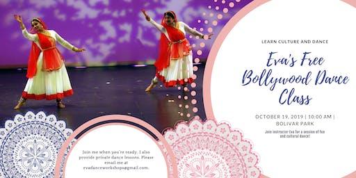 Eva's Bollywood Kids and Family Dance Workshop