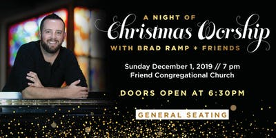 A Night of Christmas Worship with Brad Ramp & Friends