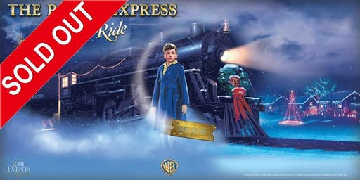 THE POLAR EXPRESS™ Train Ride - Baldwin City, Kansas - 12/7 / 6:00pm