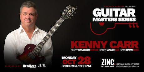 Guitar Masters Series: Kenny Carr tickets