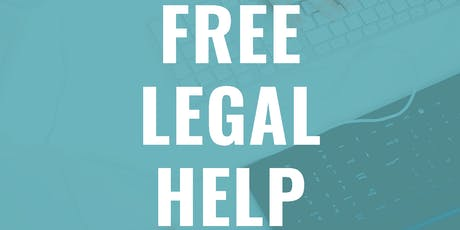 Free Legal Aid Clinic tickets