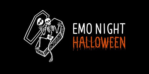 Emo Night Antwerp HALLOWEEN