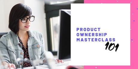 MINDSHOP™   Become an Efficient Product Owner  billets
