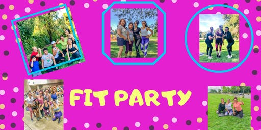 Houston Fit Party!