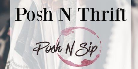 Poshmark Posh N Sip: Coffee Edition/Posh N Thrift  tickets
