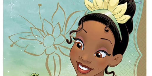 """My Perfect Princess Party"" Presents Evening Tea Party with Princess Tiana!"
