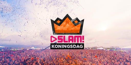 Busreis naar SLAM Koningsdag 2020