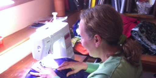 October 17 Thursday Open Sewing