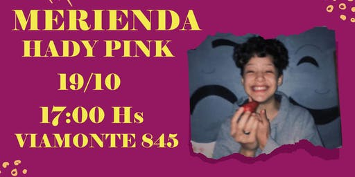 MERIENDA HADY PINK