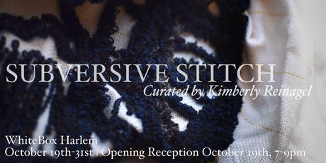 Subversive Stitch tickets