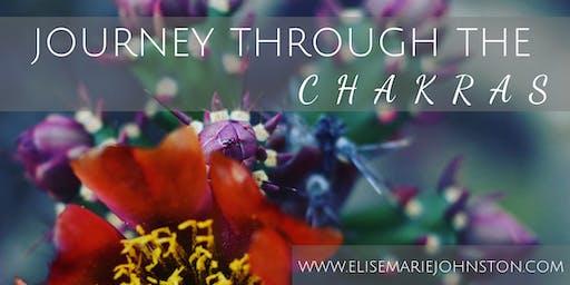 JOURNEY THROUGH THE CHAKRAS W/ SOUND HEALING