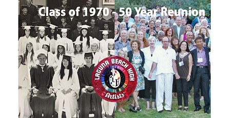LBHS Class of 1970 - 50 Year Reunion - POSTPONED! tickets