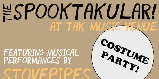 SpookTAKular at TAK Music Venue