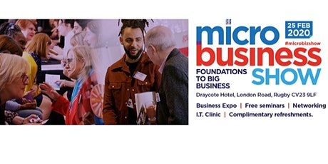 The Micro Business Show 2020 tickets