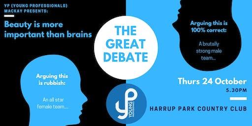 YP's Great Debate!