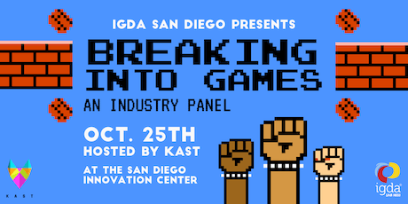 Breaking Into Games: An Industry Panel tickets