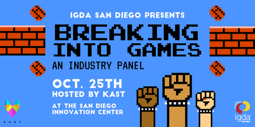 Breaking Into Games: An Industry Panel