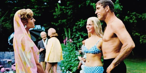 "Peripheral Vision Film: ""The Swimmer"""