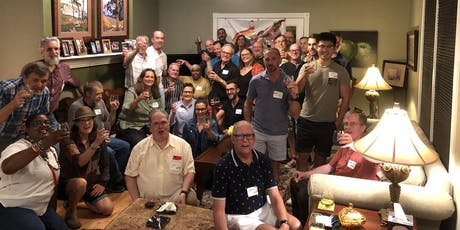 Wine & Hors-d'oeuveres Meetup for LGBT + Allies tickets