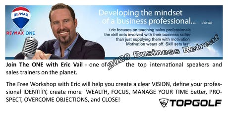 Motivation Wears Off, Skill Sets Last - Developing A Professional Mindset tickets