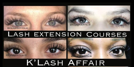 Dallas Lash Extension Course tickets