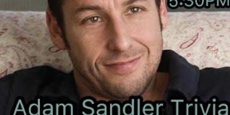 Adam Sandler Trivia at WineStyles tickets