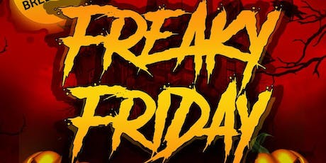Freaky Friday Halloween Party tickets