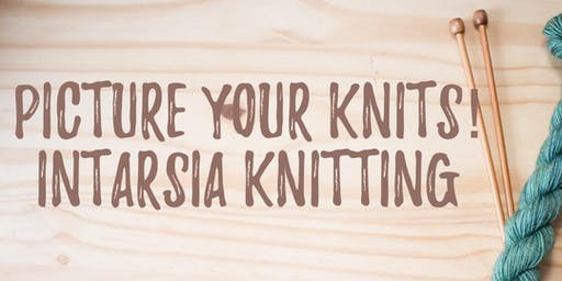 Picture Your Knits! Intarsia with the Knitting Fairy