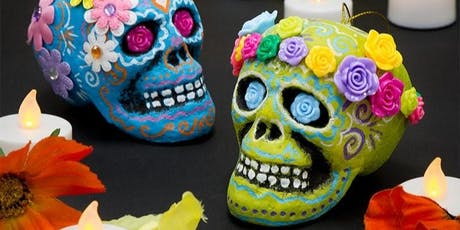 NORTHSIDE Art After Dark: Paper Mâché Skulls (For Adults ONLY) tickets