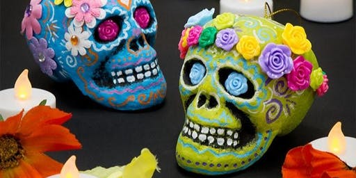 NORTHSIDE Art After Dark: Paper Mâché Skulls (For Adults ONLY)