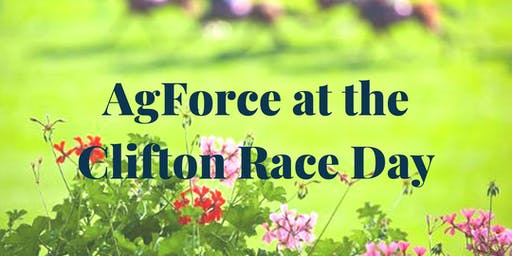 AgForce Queensland at the Clifton Race Day