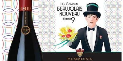 Le Beaujolais Nouveau est Arrive