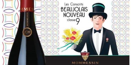 Le Beaujolais Nouveau est Arrive tickets