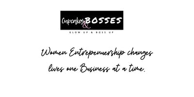 Cupcakes & Bosses | When Bosses Link Up Networking Event
