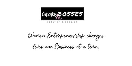 Cupcakes & Bosses | When Bosses Link Up Networking Event  tickets