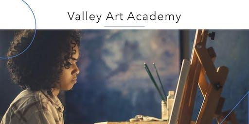 Valley Art Academy Fundraiser: Art Sale & Concert