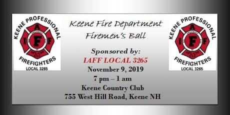 2019 Keene Fireman's Ball tickets