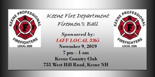 2019 Keene Fireman's Ball