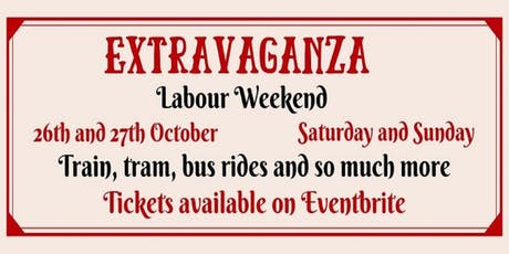 Extravaganza on Labour Weekend at Ferrymead Heritage Park tickets