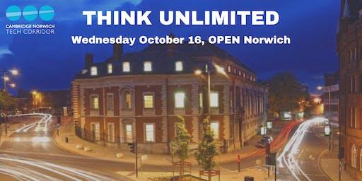 Cambridge Norwich Tech Corridor ambassador meet-up: Think Unlimited