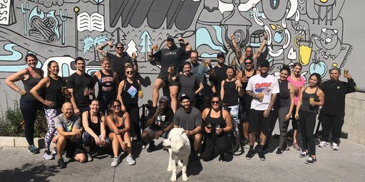 Back To Your Roots Fitness Presents: Bootcamp and Brew Vol. 9