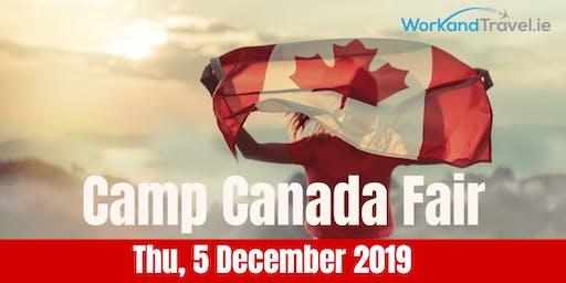 Camp Canada Fair