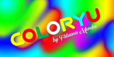 Coloryu – by Fabiana Mendes - Consultoria de Imagem ingressos
