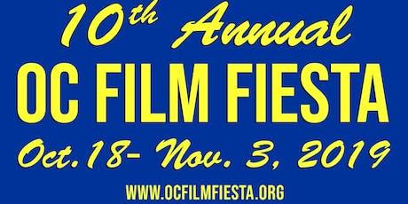 10th OC Film Fiesta Festival Festival Pass tickets