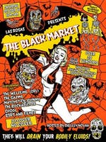 The Black Market! Halloween Edition!
